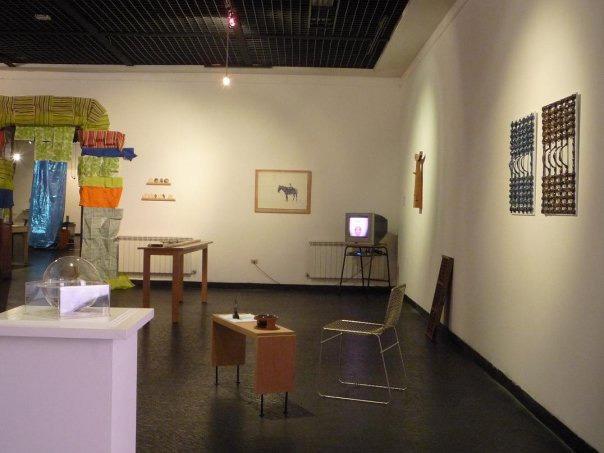 «La Casa del Artista» en el Complejo Cultural Santa Cruz